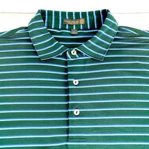 Peter Millar Men's Summer Comfort E4 Golf Polo